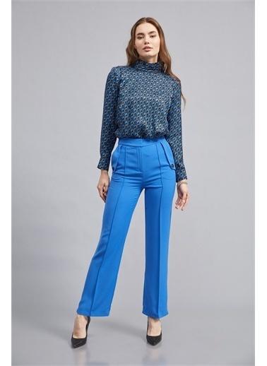 Setre Pantolon Mavi
